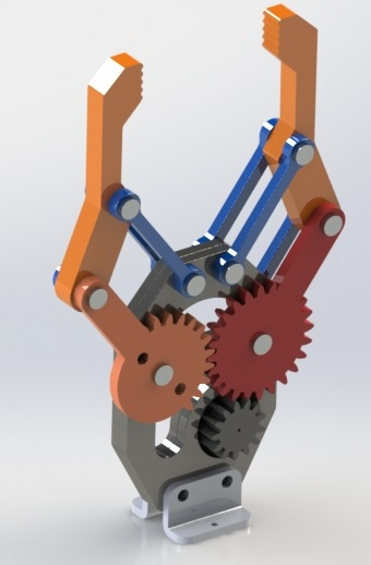 چنگک رباتیک