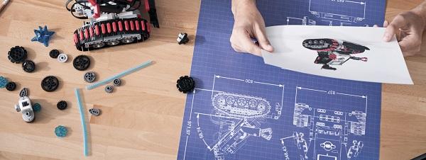 تبدیل نقشه های کاغذی به سه بعدی