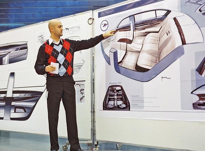 مدل سازی تولید اتومبیل